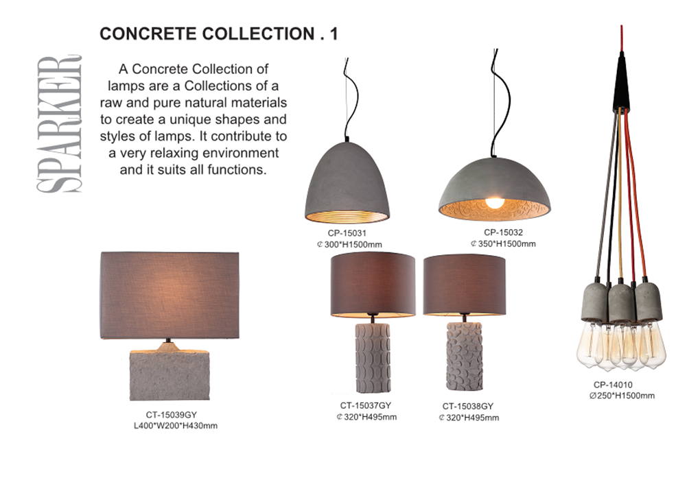 CONCRETE COLLECTION.1
