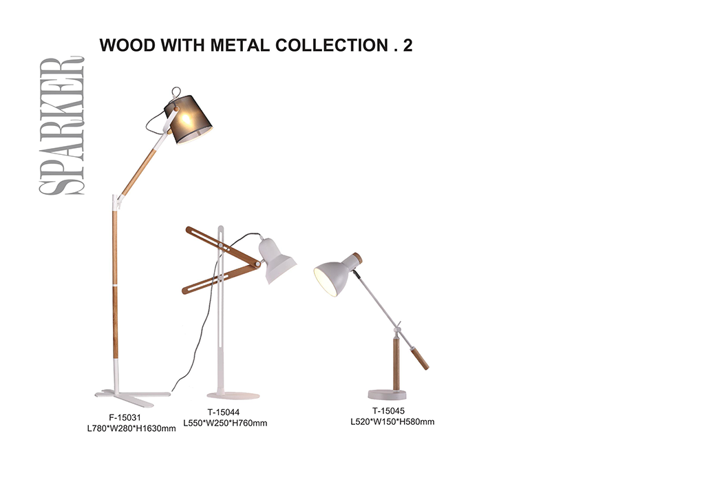 METAL & WOOD COLLECTION.2